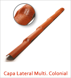 Capa Lateral Multipla Colonial
